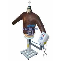 ECONOMIC MODEL OVERCOAT RODEO FINISHING MACHINE WITH AUTO AIR FEEDING
