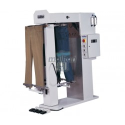 REVOLVING SYSTEM TROUSERS TOPPER WITH-IN DOUBLE STATIONS AND BOILER